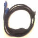 Zebra Scanner Cables and Adapters MOT-CBAK63S07PAR Front View