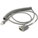 Zebra Scanner Cables and Adapters SYM-CBAR09C09ZAR Front View