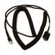 Zebra Scanner Cables and Adapters ZEB-CBAR62C20PAR Front View