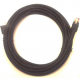 Zebra Scanner Cables and Adapters MOT-CBAU47S15ZAR Front View