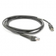 Zebra Scanner Cables and Adapters CBA-U26-S09EAR Front View