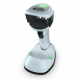 Zebra DS9908 Corded Hybrid Imager DS9908-HD4000WZZWW Front View