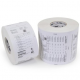 Pair Of White Color Zebra Barcode Labels