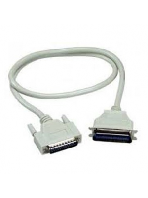 Zebra Printer Cables & Adapters 105850-001 Front View