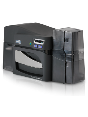 Fargo DTC4500e Dual Sided ID Card Printer