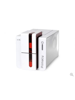 Evolis Primacy Dual-Sided ID Card Printer - TS-CPEVPRIMDS-Front View