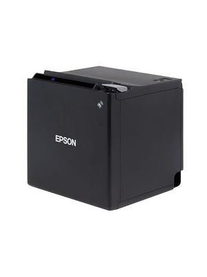 EPSON C31CE95122B1 TM-M30 Wifi Receipt Printer Front View