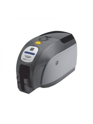 Zebra ZXP Series 3 Card Printer -- Side View
