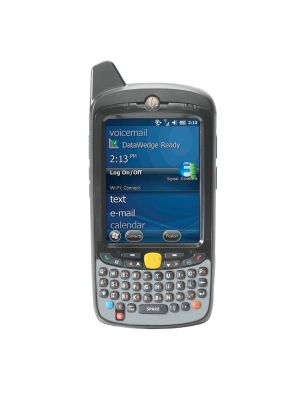 Zebra MC67 GPS 4G 2D Imager 1GB/8GB QWERTY KEY MC67NA-PDABAA00500 Mobile Computers