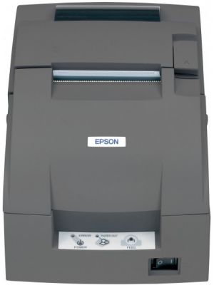 Epson Receipt Printer - Front View