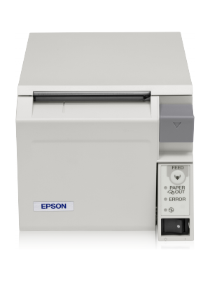 Epson Receipt Printer- Front View