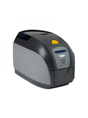 Zebra ZXP Series 1 Card Printer -Side View