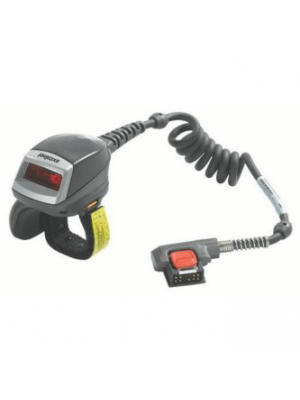 Zebra RS5000 1D/2D Corded Ring Scanner MOT-RS5000LCFSWR Front View