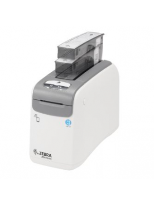 Zebra ZD510-HC Direct Thermal Wristband Printer - ZD51013-D0EE00FZ Front View