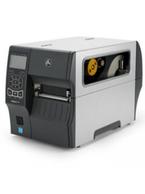 Zebra ZT400 Industrial RFID Printer - DS-ZT4KHP1104041 Front View