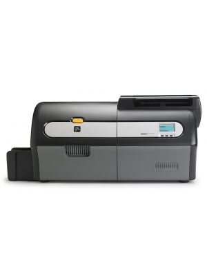 Zebra Card Printer- Front View