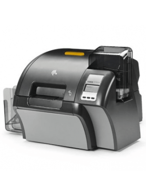 Zebra ZXP Series 9 Single Side Colour Re-Transfer Card Printer - Z91-000C0000EM00 Front View