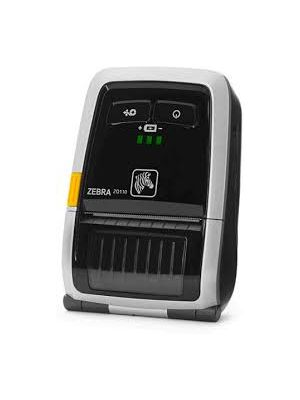 Zebra Barcode Printer- Front View
