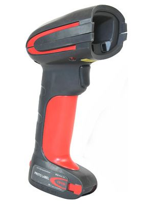 Honeywell Granit Barcode Scanner -- Side View