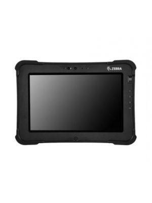 Zebra L10 Rugged Tablet RTL10B1-A2AS0X0000A6 (XSLATE L10, Android, 4GB/128GB) front view showing zebra icon