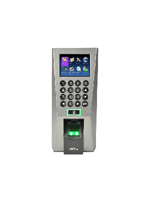 ZKTeco Access Control Fingerprint ZK- Front View