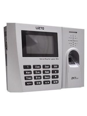 ZKTeco U270 Finger Printer Time and Attendance