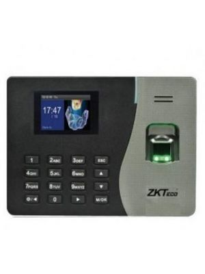 ZKTeco Fingerprint Time and Attendance- Front View