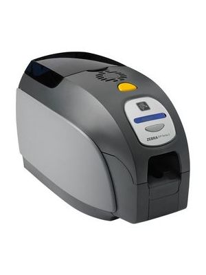 Zebra Card Printer- Side View