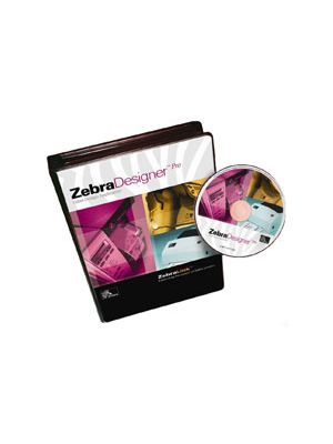 Zebra Designer Pro v2 Label Design Software