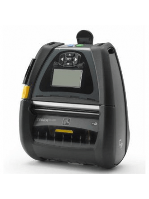 Zebra QLn Mobile Barcode Printer - QN4-AUCAEM11-00-Front View