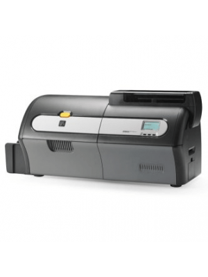 Zebra ZXP Series 7 Dual Side Card Printer with Lamination -Z73-000C0000EM00 Front View