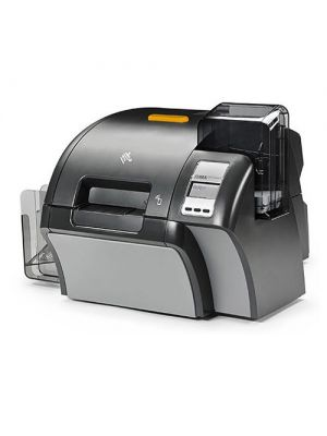 Zebra Card Printer - Side View