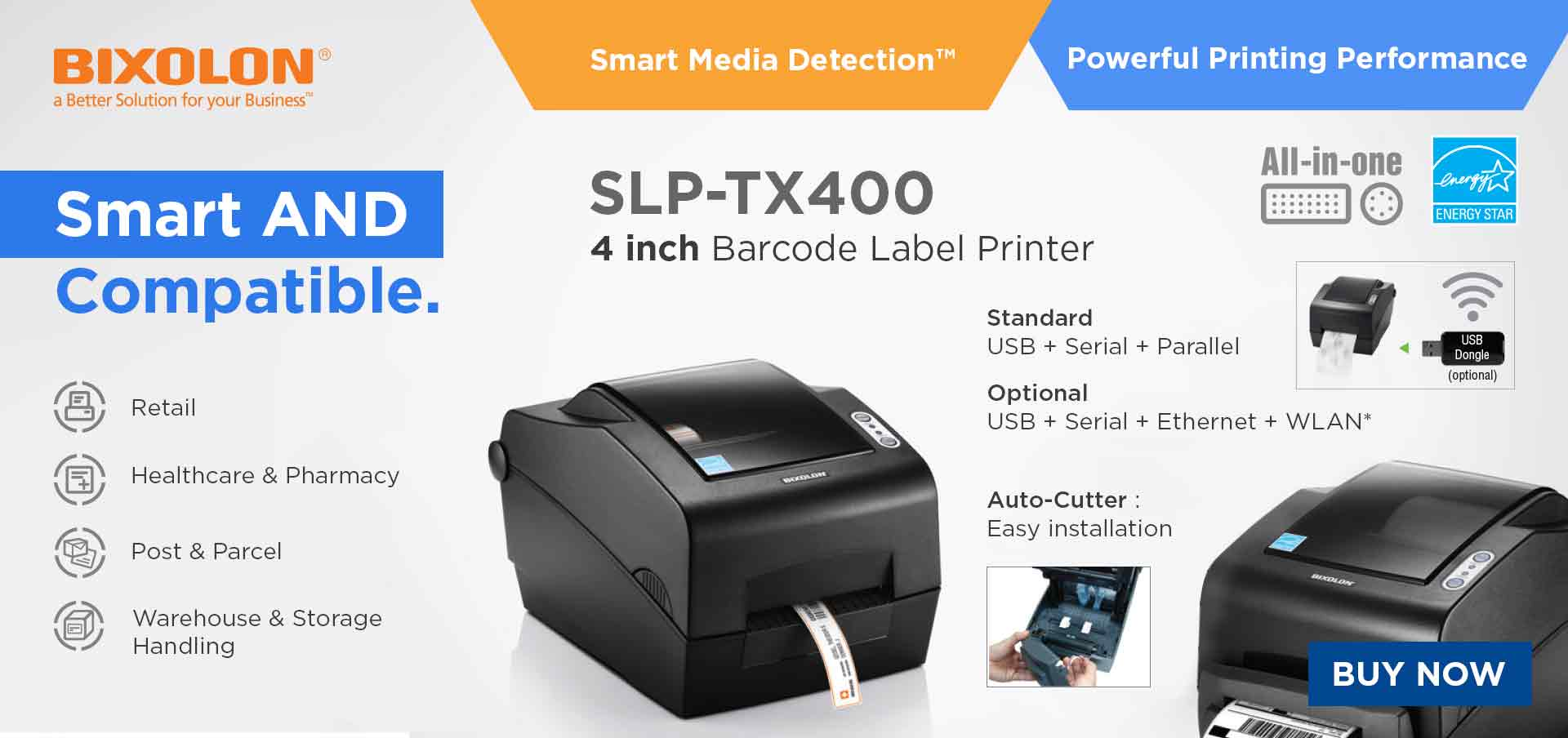 bixolon barcode printer